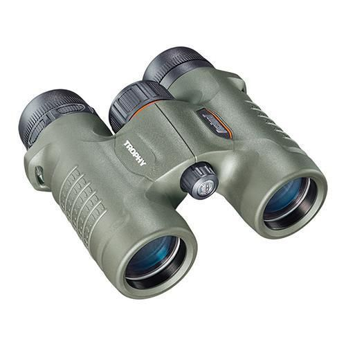 Trophy Binoculars 8x32mm, Green, Roof Prism, Boxed