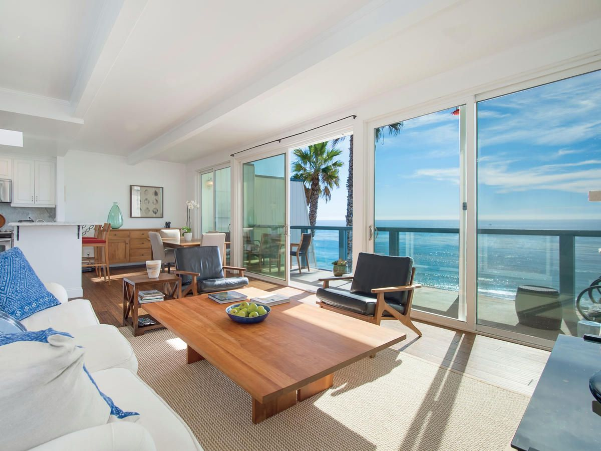 4 Magnificent Malibu Homes With Stunning Outdoor Spaces All For