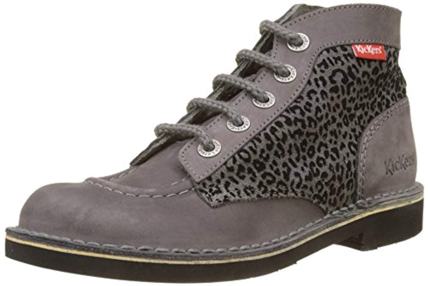 Kickers 2018Chaussures Classiques ColBottines Fille MSpULzVjqG