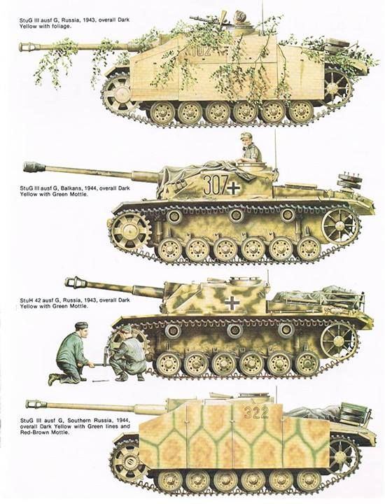 StuG III tank destroyer