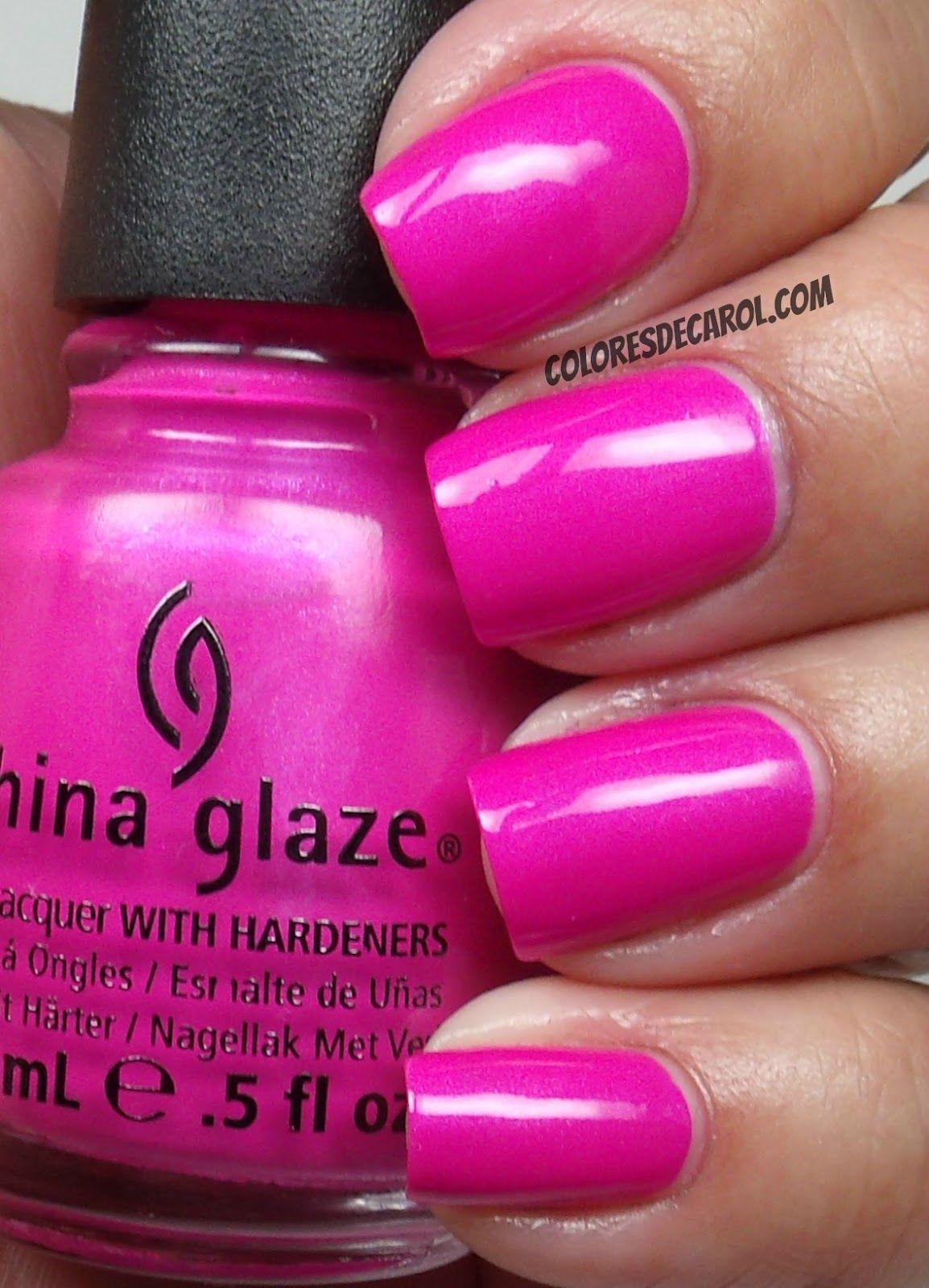 China Glaze Purple Panic 70290 Sök På Google