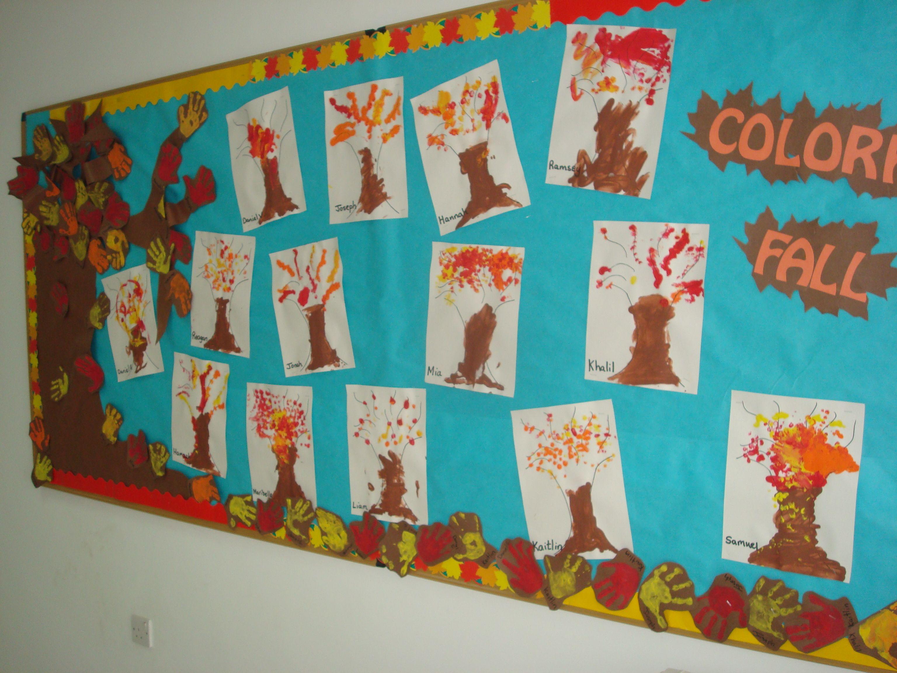 Fall Board