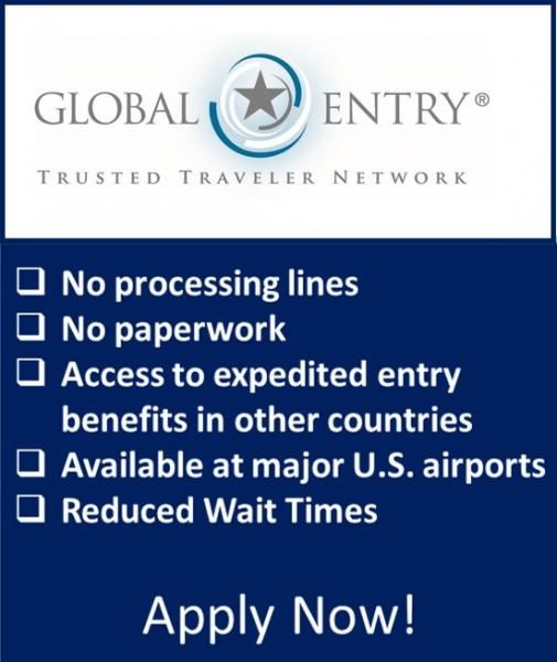 51034add3dcdcc1f9d17f475963bf7e5 - Global Entry Application Wait Time