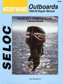 Mercury Mariner Outboards 2 5 275 Pk 1990 2000 Service Boeken Online Outboard Parts Outboard Repair Manuals Mercury Outboard
