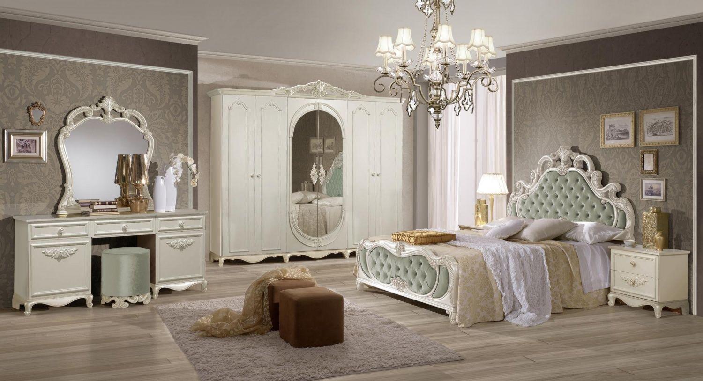 schlafzimmer italienischer stil agate weiß #wohnzimmer