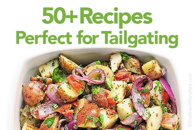 #tailgatefood