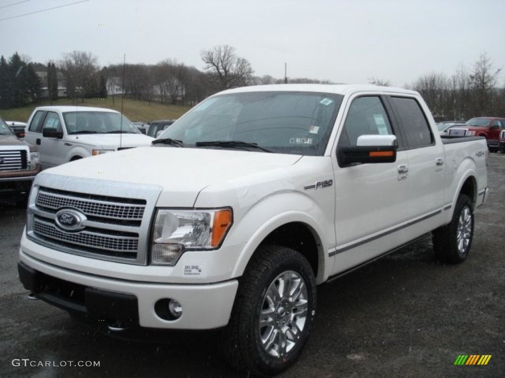 white platinum metallic tri coat 2012 ford f150 platinum. Black Bedroom Furniture Sets. Home Design Ideas