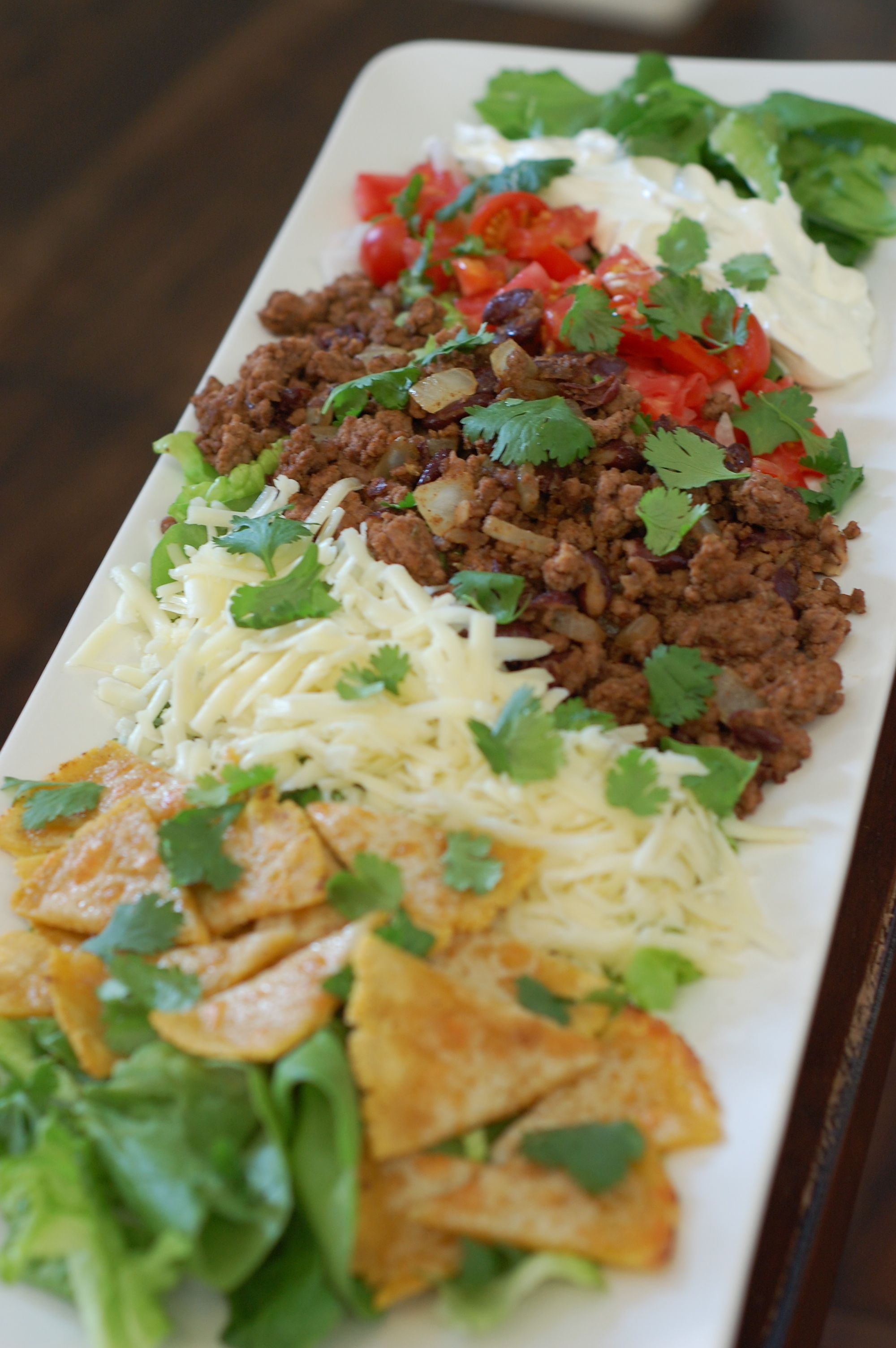 Taco salad recipe taco salads salads and foods 100 days of no processed food recipes forumfinder Gallery