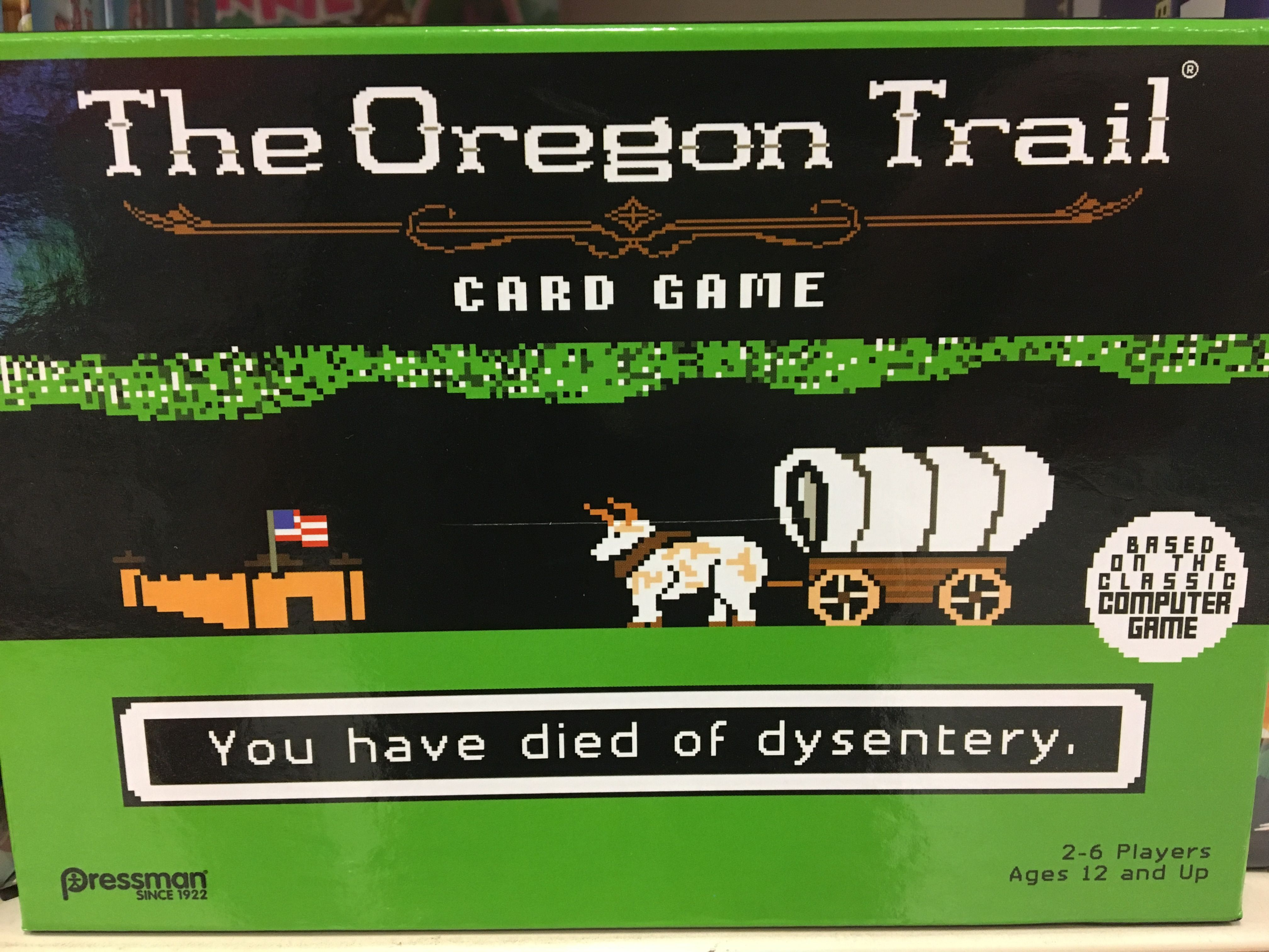 Oregon Trail The T That Will Keep Giving