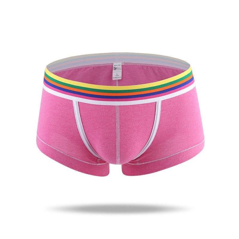 2920475546 BOMIMI Men Boxer High Quality Men Underwear Cotton Sexy Breathable Hot sale Men  Underpants