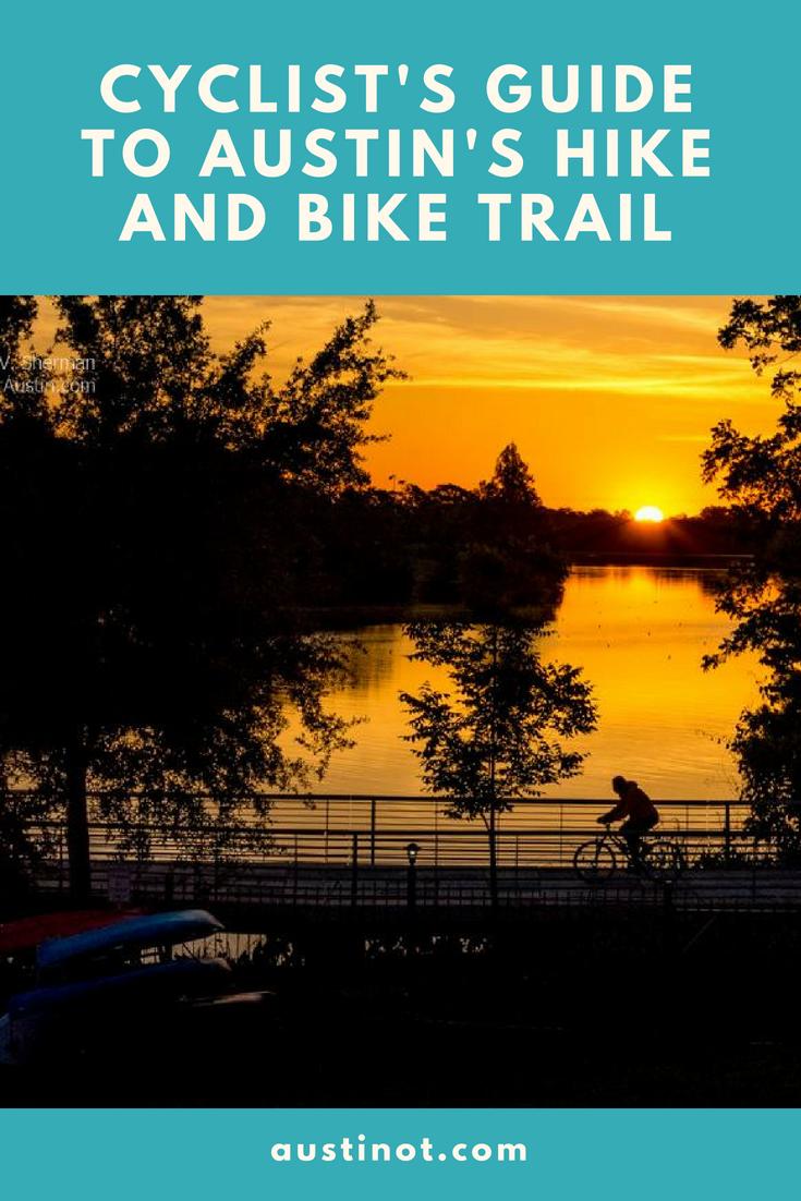 Cyclist S Guide To Austin S Hike And Bike Trail Around Lady Bird