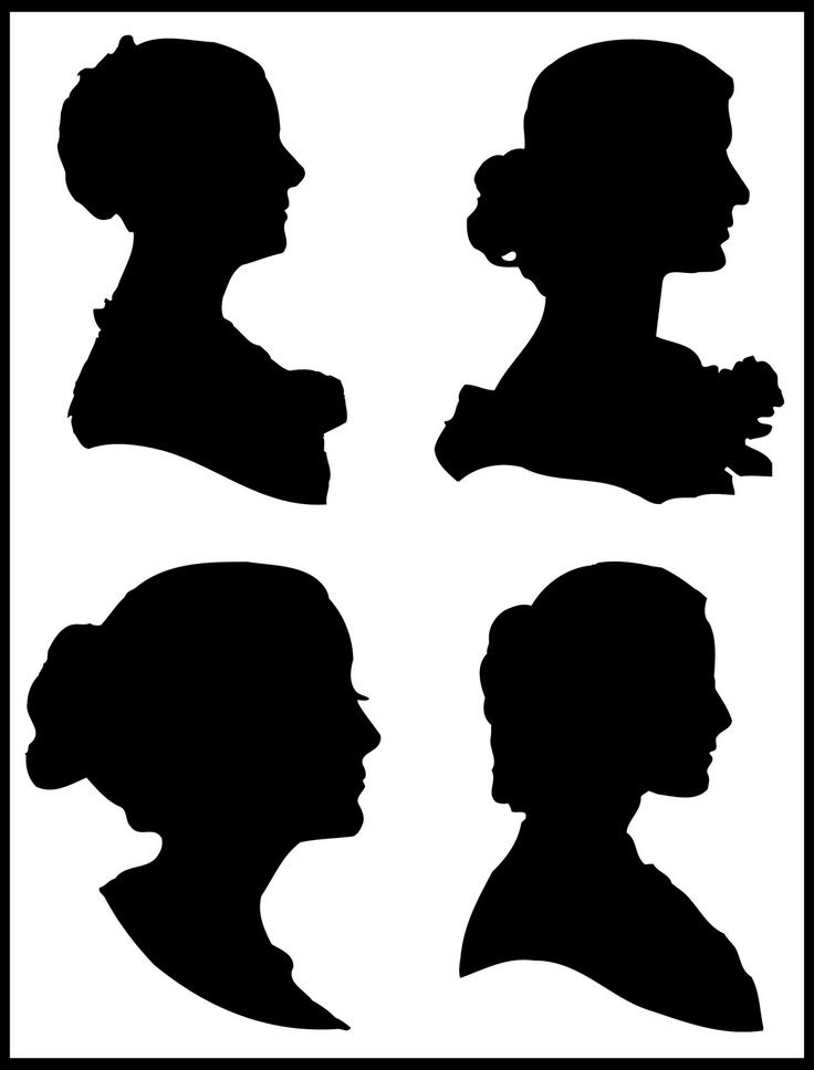 Pin By Piera Bianchi Magni On Silhouettes Silhouette Free Silhouette Stencil Silhouette People