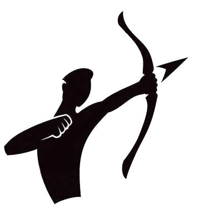 10 Bow Arrows Png Bow Arrows Bows Vector Svg