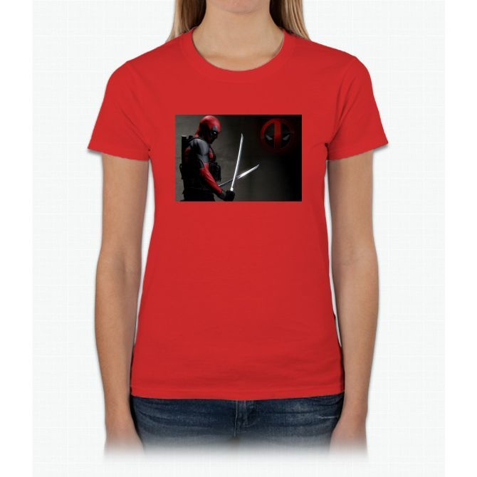 Deadpool Movie Bee Movie Womens T-Shirt
