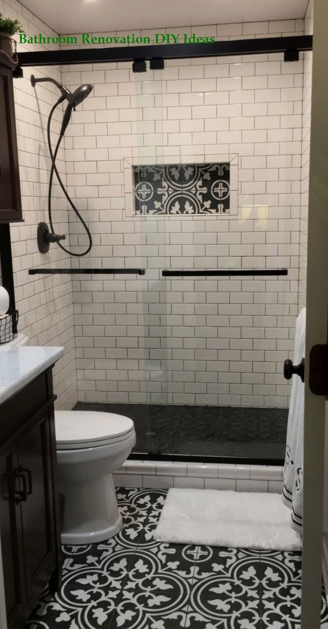 Photo of 15 DIY Ideas for Bathroom Renovations  #remodeling