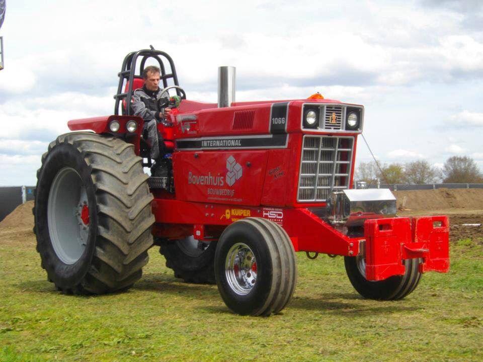 1066 Blackstripe Truck And Tractor Pull International Harvester