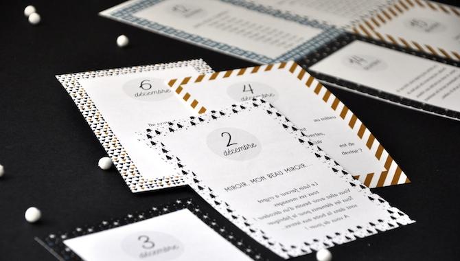 le calendrier de l 39 avent happy kits pour partager de bons. Black Bedroom Furniture Sets. Home Design Ideas