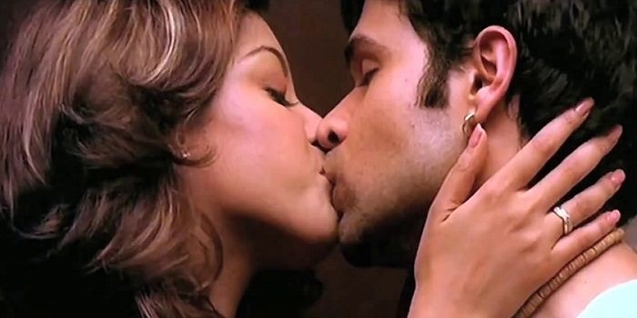 Bollywood Best Kisses Video