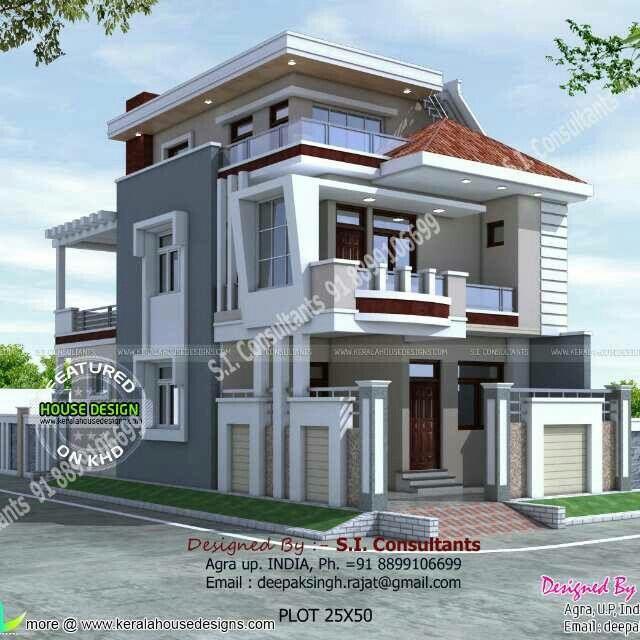 home design 25 x 50