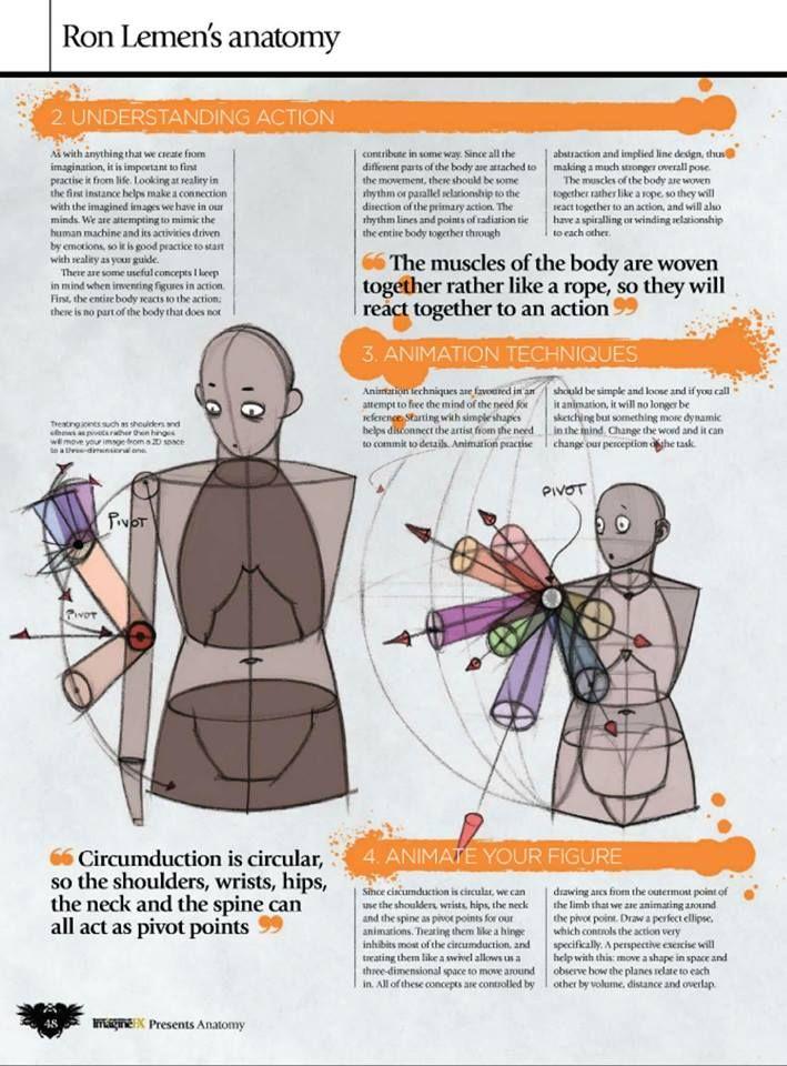 Pin de Brian Gross en Tutorials for Human Anatomy | Pinterest ...