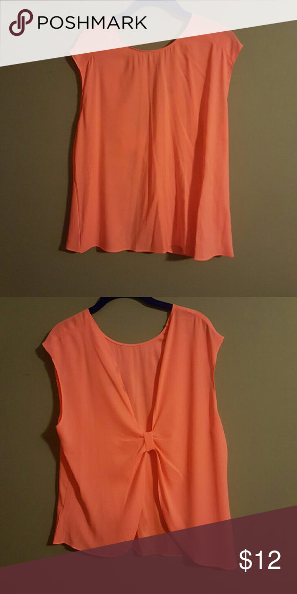 a726235a28d53 Express Bow Back Top NWOT! GREAT for spring  summer time. This is a ...