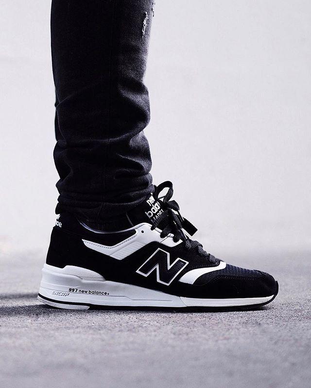 New Balance 997  #ModernNotoriety @oldmanalan