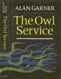 Alan Garner, The Owl Service, Collins, 1967. Jacket by Kenneth Farnhill.