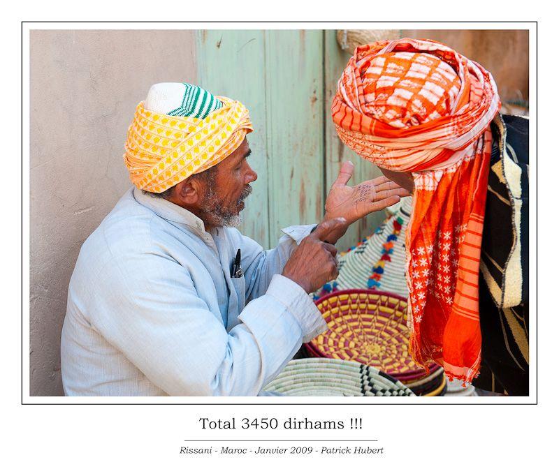 Les comptes - Rissani, Er Rachidia Maroc