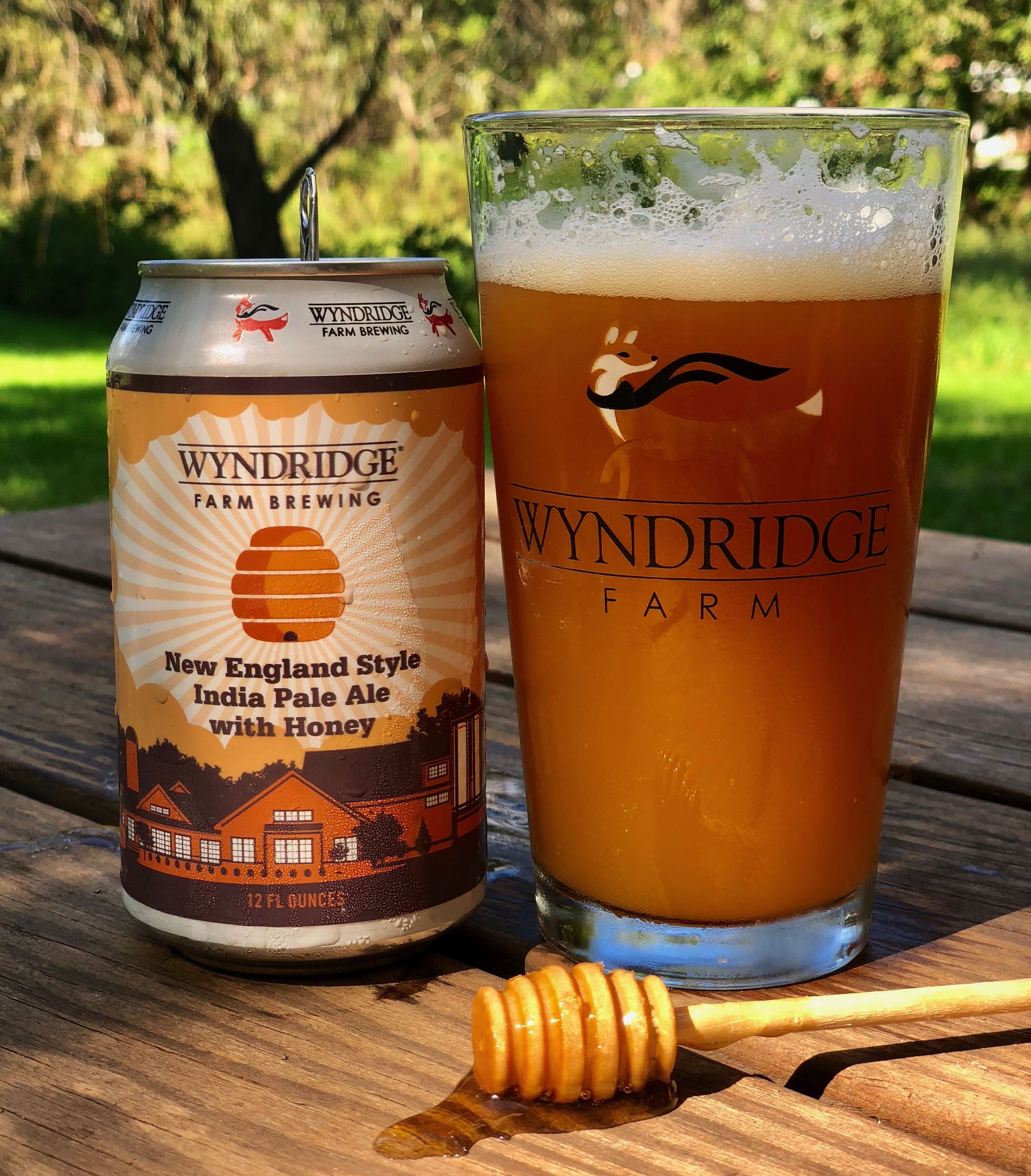 Hunt Series New England IPA w/ Honey - Farm crafted beer