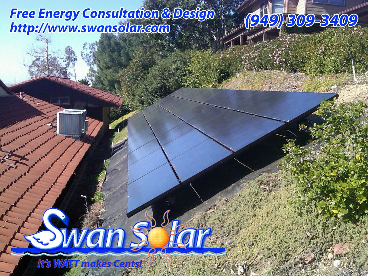Pin By Swan Solar On Ground Mounted System Solar Energy