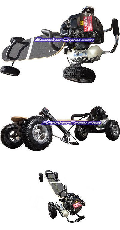 Gas Scooters 75211 Gas Powered Fast Mountain Board Motor Skateboard