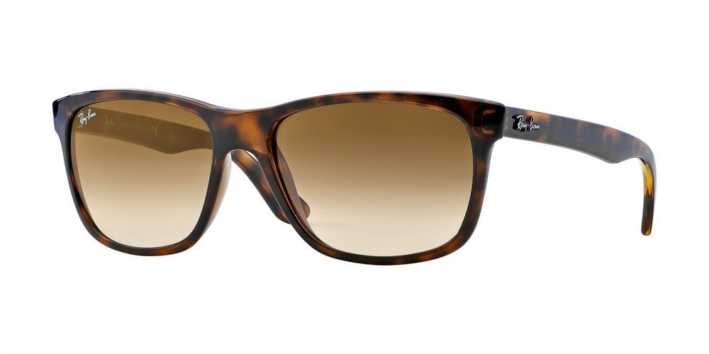 9c1807d47a Ray Ban Highstreet RB4181 710 51 57 Havana Frame   Brown Gradient Lenses