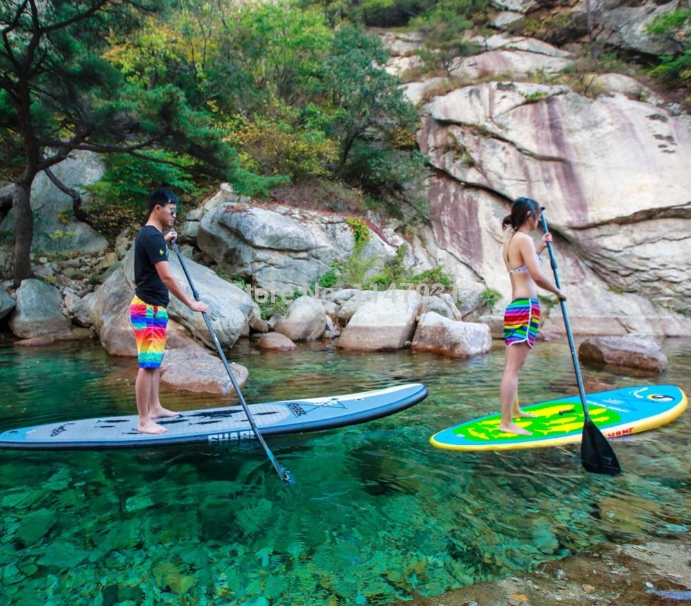 Aliexpress Com Buy 2014 Hot Sale 9 2 Inflatable Stand Up Paddle Board With Free Foot Leash From Reliab Standup Paddle Paddle Boarding Paddleboard For Sale