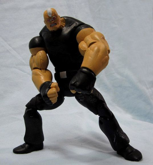 Strong Guy Modern Costume(X-Force) (X-Force) Custom Action Figure