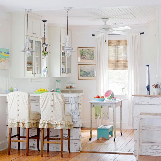 Exceptional 15 Tips For A Cottage Style Kitchen