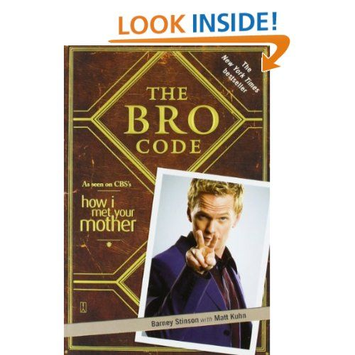 The Bro Code, How I Met Your