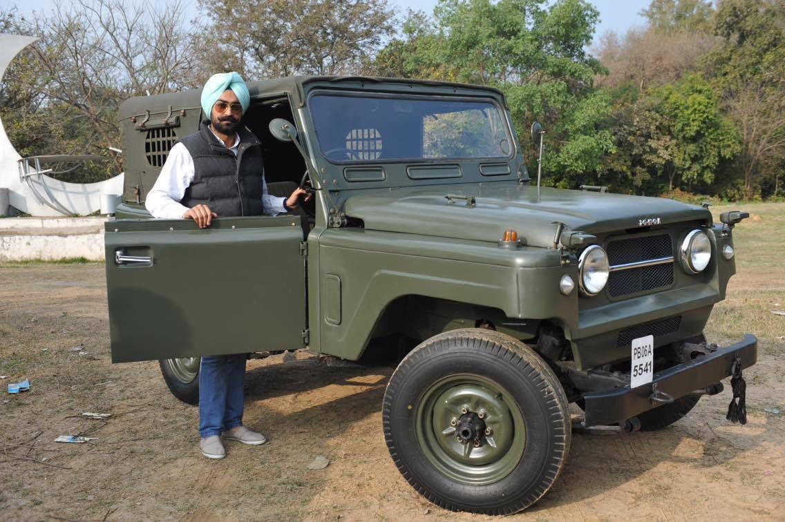 Indian Army Jonga Nissan Patrol Nissan Overland Vehicles