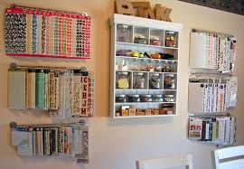 This links to lots of scrapping storage ideas