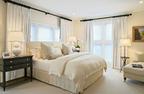 Inneneinrichtung Schlafzimmer inneneinrichtung tipps winter winterlich schlafzimmer decke warm jpg