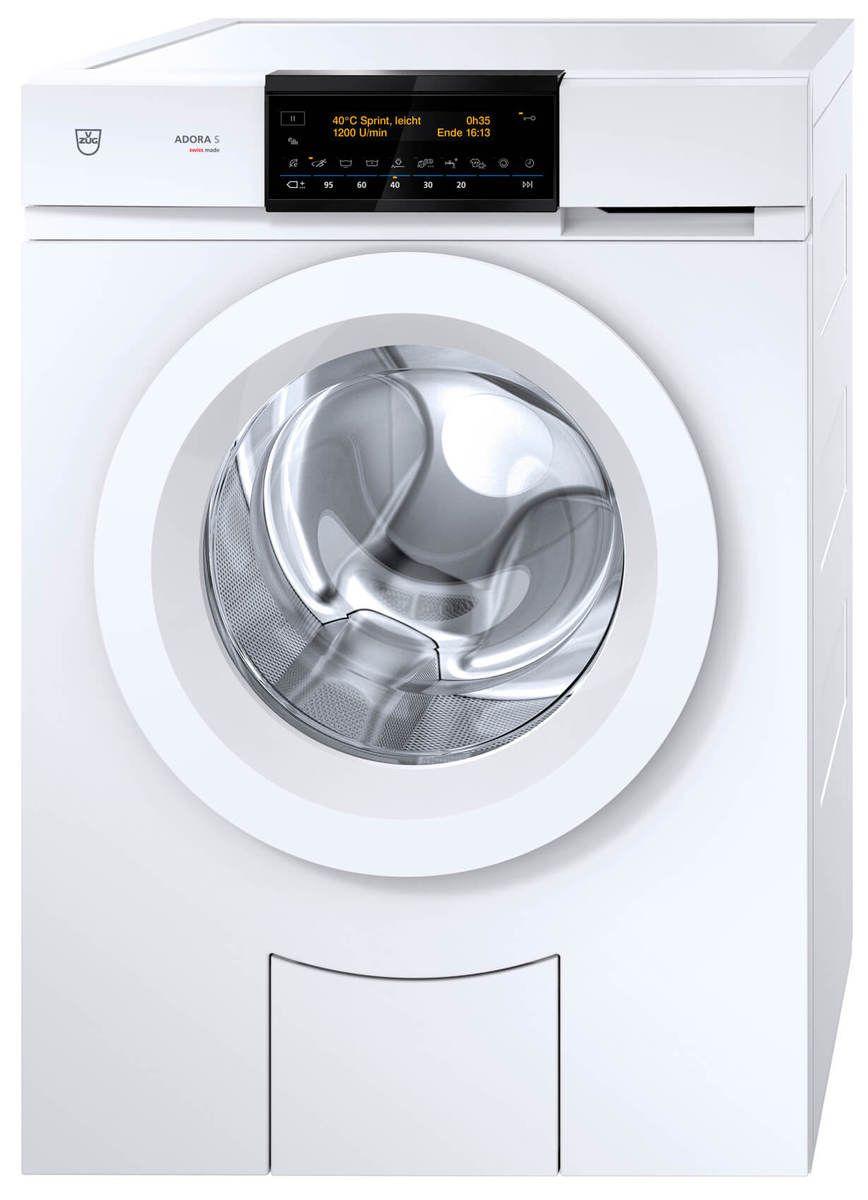 VZug Adora S WAASl Waschmaschine links (mit Bildern