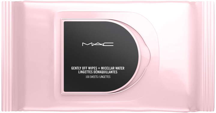 MAC Gently Off Wipes + Micellar Water | Products in 2019