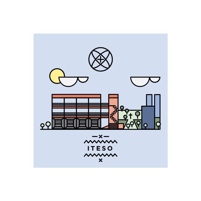 ITESO by Rubén Alvarez