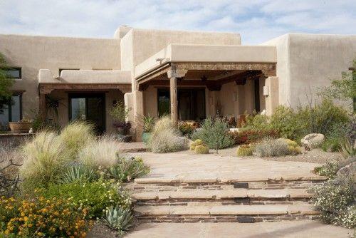 desert retreat landscape phoenix boxhill design desert