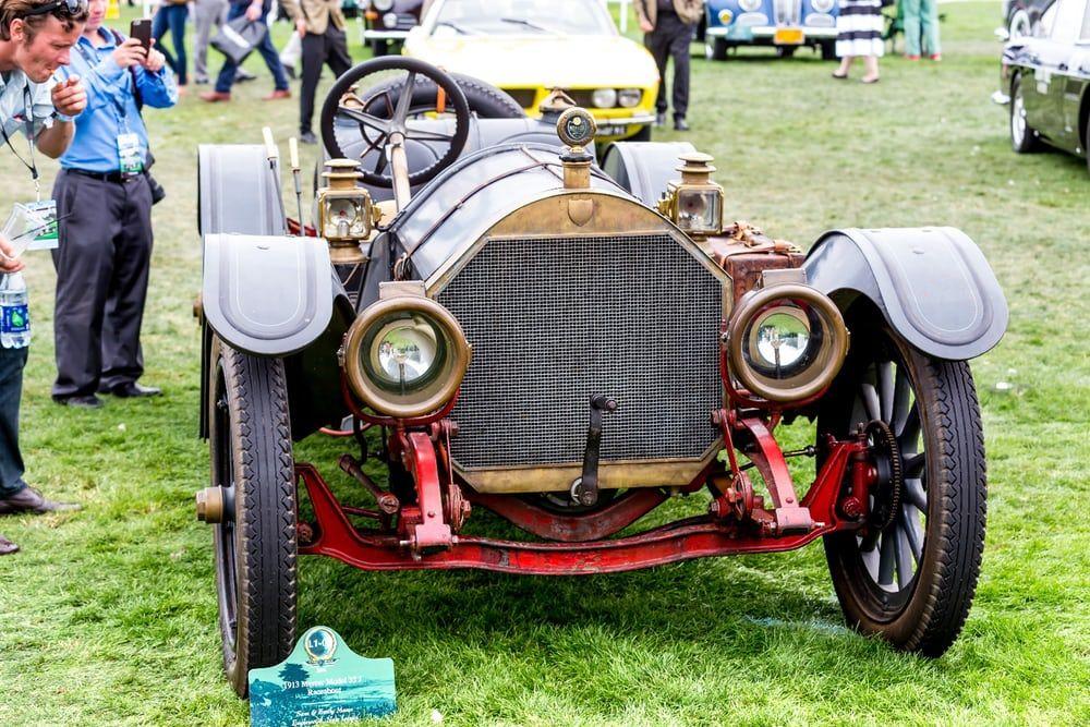 rare 1913 mercer model 35j raceabout
