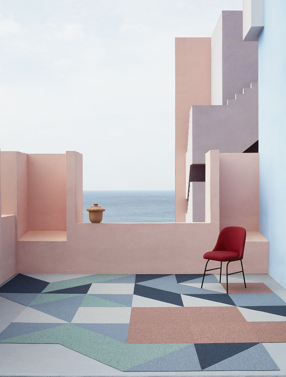 Interior Design Styles And Color Schemes For Home Decorating: 2020 Design Trends: CMF Color Material + Finish
