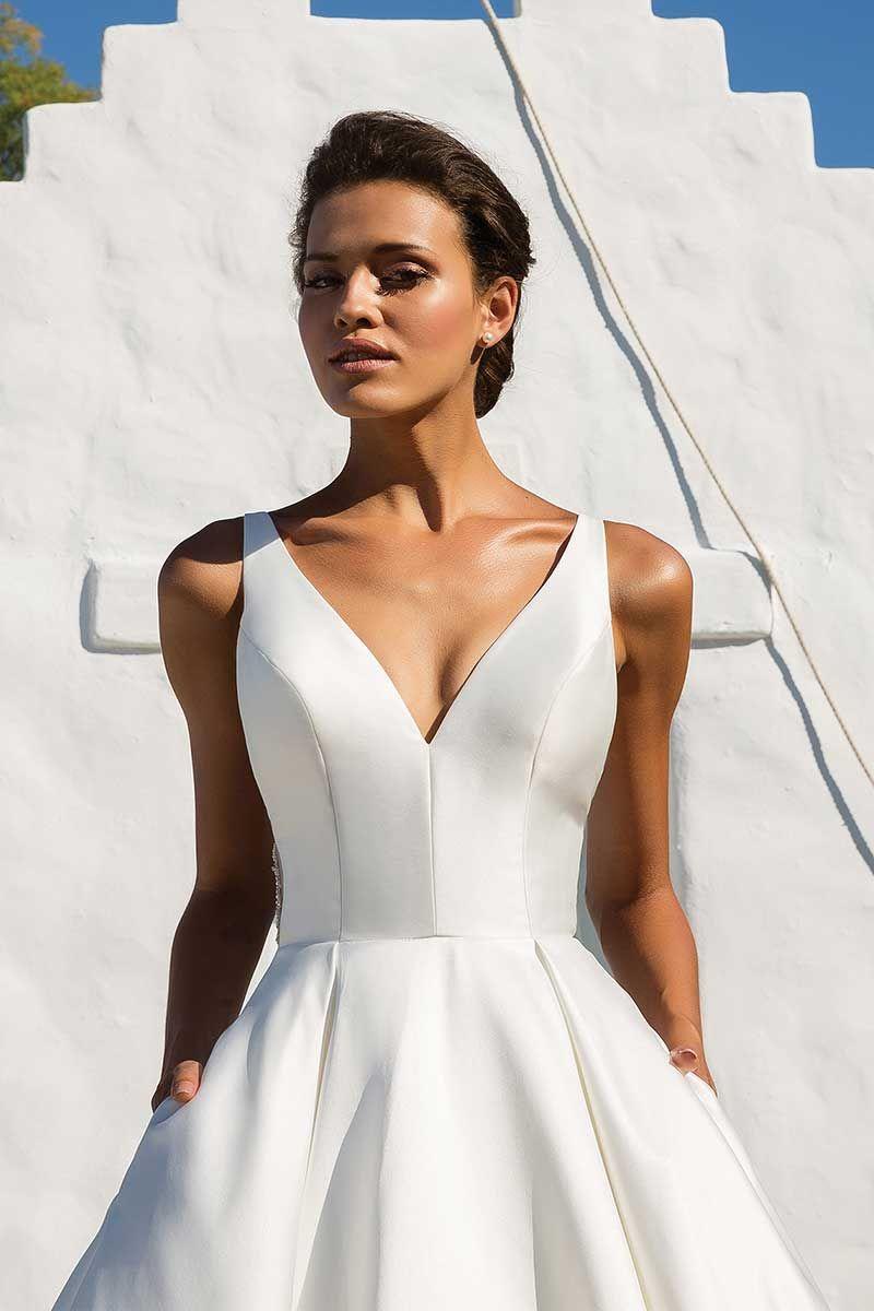Justin Alexander 8937 Bridal Gown - Mia Sposa Bridal Boutique ...