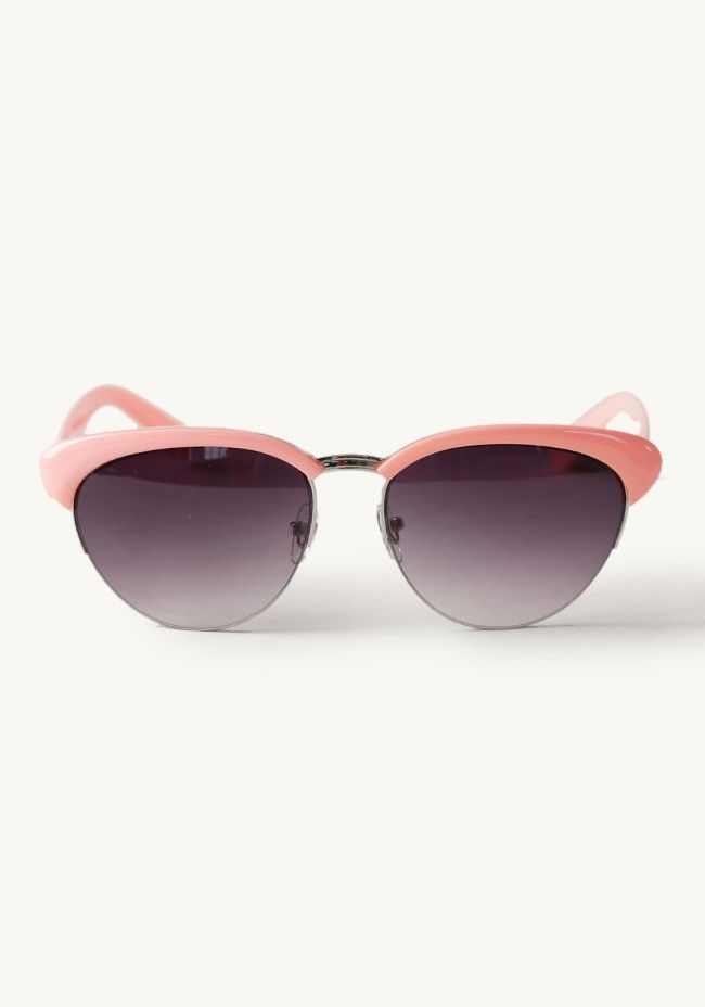 153686cacbcf Cupcake Sunglasses In Coral By A.J Morgan | Modern Vintage New Arrivals