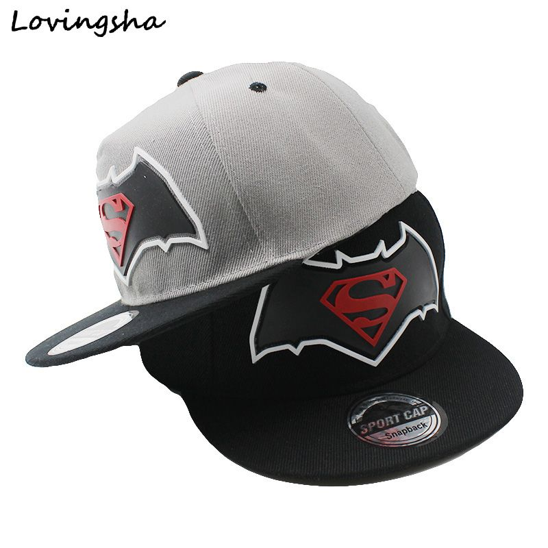 428f2d2cfa6 LOVINGSHA Fashion Boy Baseball Caps 3-8 Years Old Kid Character Design  Snapback Caps High Qaulity Adjustable caps For Girl CC074