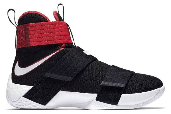 Most recent Nike LeBron styles released in stores