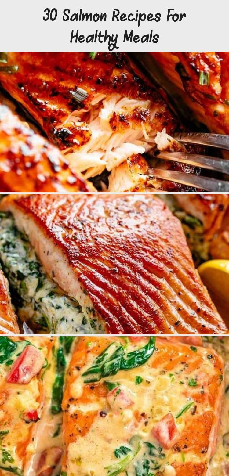 Photo of 30 Salmon Recipes For Healthy Meals – Keto